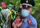 Toscana, ritrovato vivo il bambino di 2 anni scomparso da casa