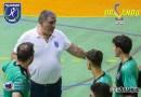 Il tecnico Luca Giummulè lascia la panchina della Orlando Pallamano Haenna