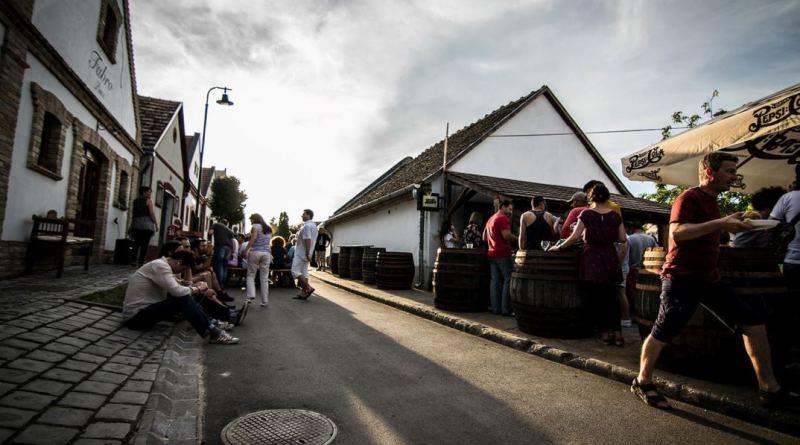 Archív felvétel. Fotó: www.facebook.com/Kávé-, bor- és pálinkafesztivál