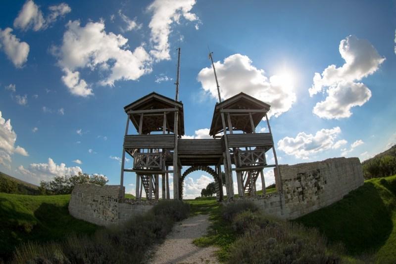 Lussonium a római birodalom dunai limes-szakaszának egyik állomáshelye volt Pannoniában. Fotó: Babai István/Paksi Polgármesteri Hivatal