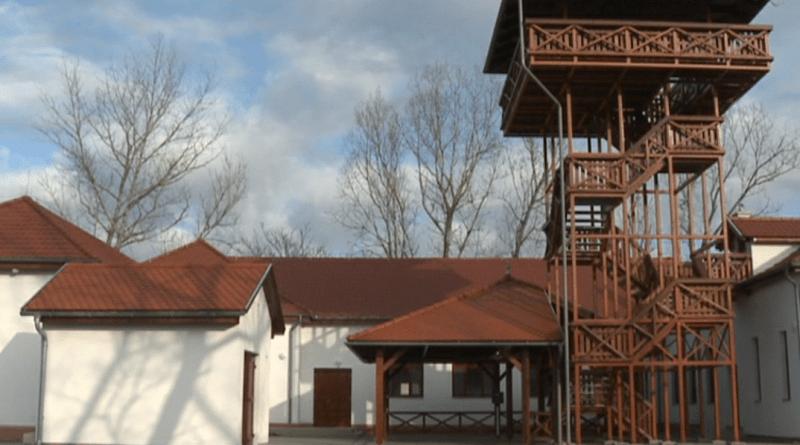 Cseresznyéskert Erdei Iskola. Fotó: Paksi Hírnök archív