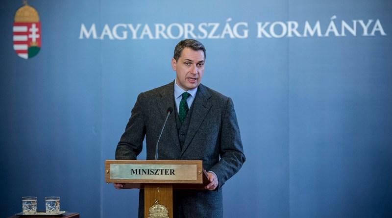 Lázár János Miniszerelnökséget vezető miniszter. Fotó: Árvai Károly/Kormány.hu