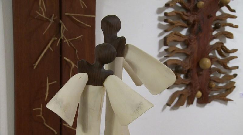 Csepeli-kiállítás a Csengeyben. Fotó: Fonyó Dániel/Telepaks