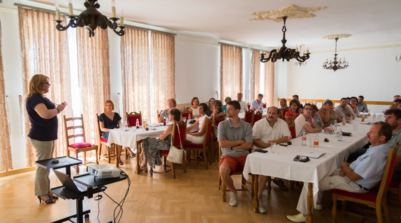 Turisztikai fórum a Prelátusban. Fotó: Kövi Gergő/Paksi Hírnök