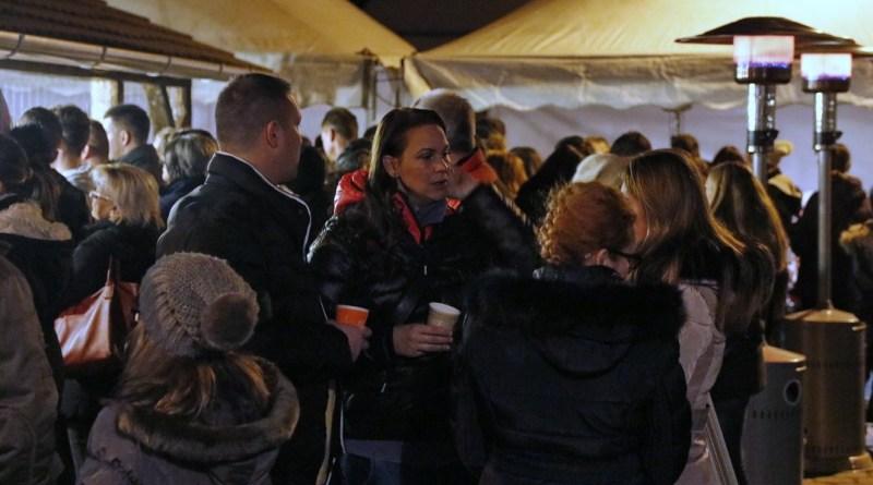 Az első Márton-napi libaünnep fókuszában természetesen libából készült ételek álltak. Fotó: Molnár Gyula/Paksi Hírnök