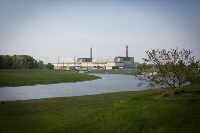 A paksi atomerőmű. Fotó: Paksi Hírnök archív
