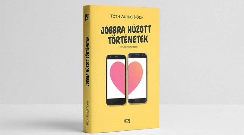 Tóth Anikó Dóra első kötete. Fotó: magánarchívum