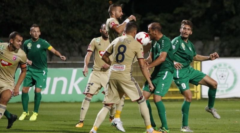 A Videoton csapatát fogadta a Paksi FC a Fehérvári úti stadionban. Fotó: Molnár Gyula/Paksi Hírnök