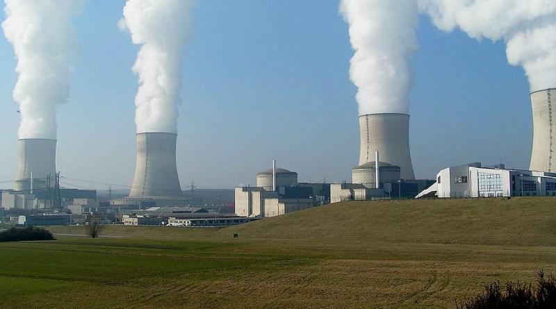 Atomerőmű Franciaországban. Fotó: Stefan Kühn/Wikipedia