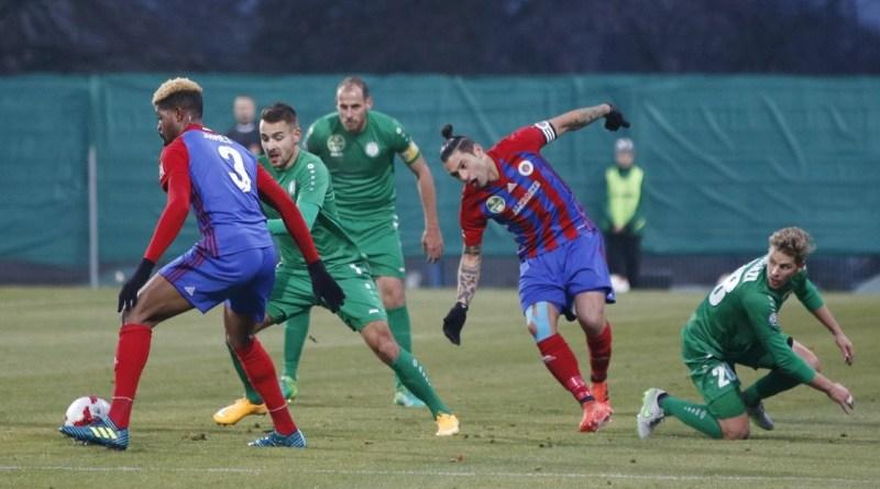 A Vasas FC csapatát fogadta a Paksi FC a Fehérvári úton. Fotó: Molnár Gyula/Paksi Hírnök