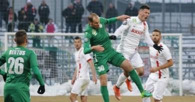A DVTK csapatát fogadta a Paksi FC a Fehérvári úton. Fotó: Molnár Gyula/Paksi Hírnök