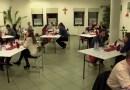 Első alkalommal invitálták vacsorára az ifjú házasokat