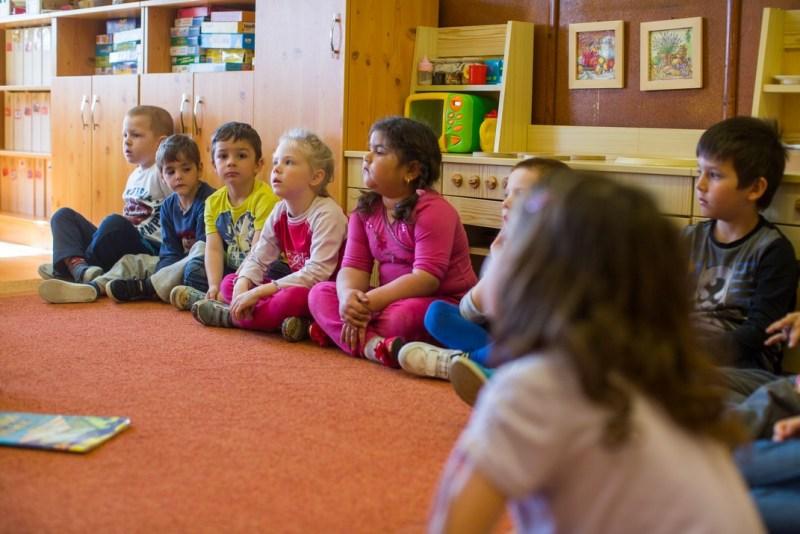 Az óvodákban, iskolákban is dolgozik majd szociális munkás. Fotó: Babai István