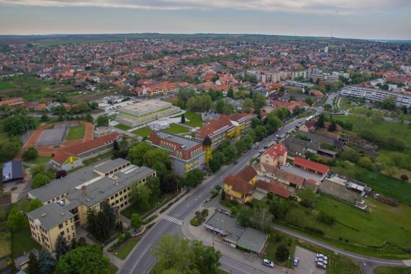 Tehermentesítenék a városközpontot. Fotó: Babai István
