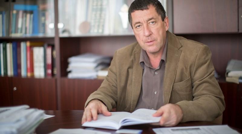 Dr. Blazsek Balázs. Fotó: Babai István/Paksi Polgármesteri Hivatal archív