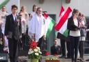 Március 15-i ünnepi megemlékezés a Szent István téren – 2018.03.15.