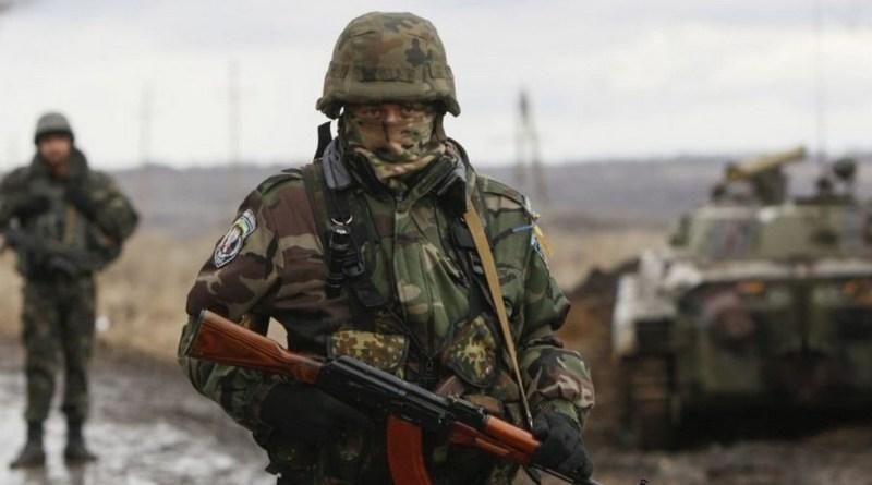L. Krisztián az ukrán frontvonalon szolgált. Fotó: The Daily Beast