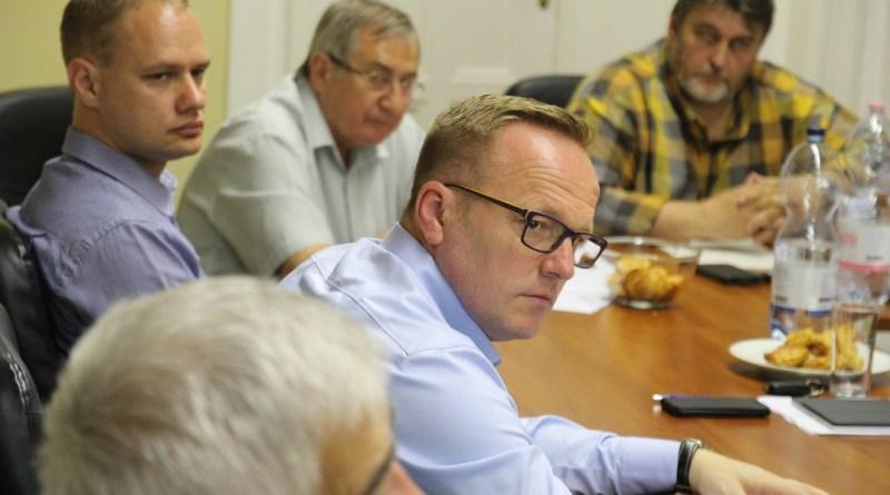 A TEIT tagtelepülések vezetői Kalocsán üléseztek. Fotó: Vida Tünde