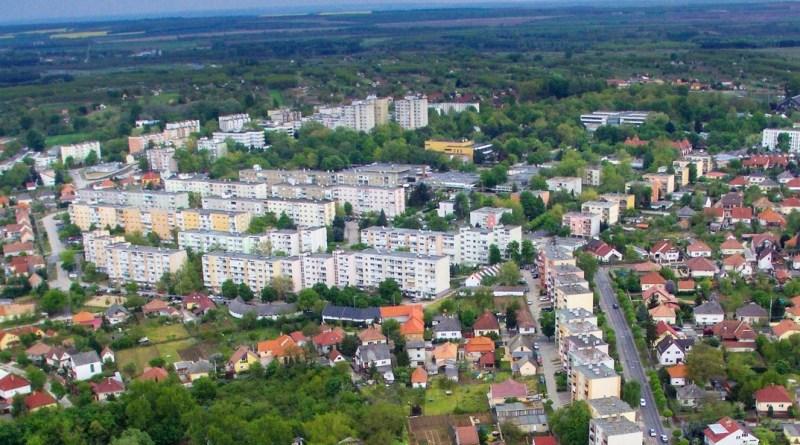 Új, 125 lakásos lakópark épülhet Pakson. Fotó: Babai István