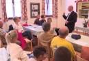 Előadást is hallgathattak az evangélikus családi nap résztvevői