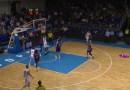10 pontos vereség Sopronban