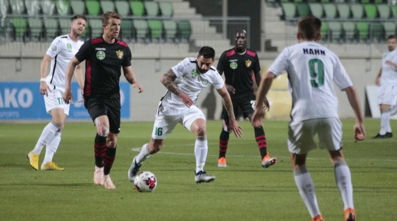 Paksi FC - Budapest Honvéd. Fotó: Molnár Gyula/Paksi Hírnök