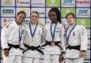 Pupp Réka (j.) bronzérmes lett Hágában. Fotó: judo.ase.hu