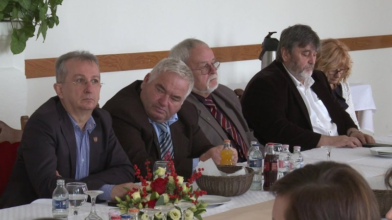 Novovoronyezsből érkezett delegáció Paksra