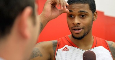 Chane Behanan. Fotó: kosarlabda.ase.hu (Photo/Timothy D. Easley)