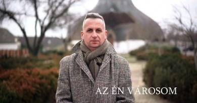 Az én városom – 2018.12.14. – Lacza Ferenc