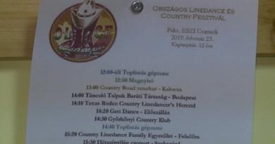 Országos Linedance és Country Fesztivál