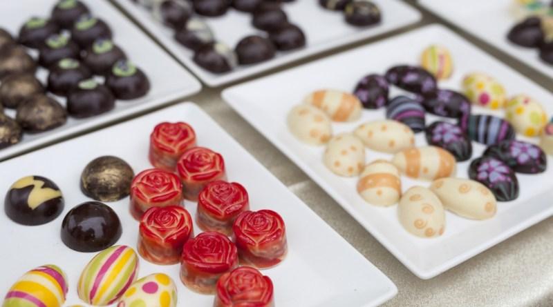 Csokoládéból is be lehet spájzolni a Spájzon. Fotó: Babai István/archív