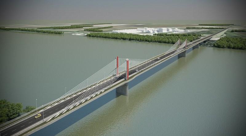 2020 őszén elkezdődhet az új Duna-híd építése