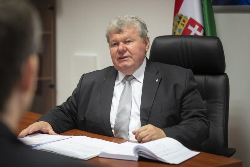 Süli János tárca nélküli miniszter. Fotó: Paks II. Zrt.