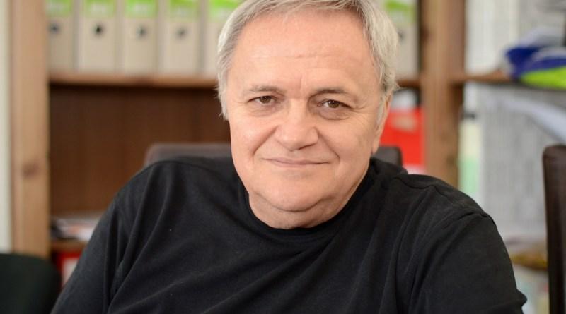 Schuckert József. Fotó: Szaffenauer Ferenc/Paksi Hírnök