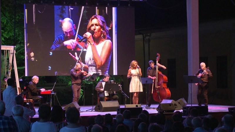 Telt házas koncertet adott Miklósa Erika