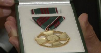 Állami kitüntetést kapott Gutai István