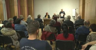 A lakótelepen élőket várták fogadóórára a választott képviselők