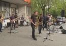 Klasszikus és modern zenei ötvözetet játszott a Humen Brass Band