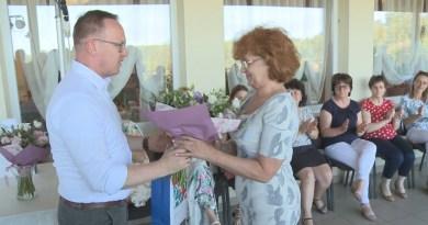 Vasadi Andrásné kapta a Deák Ferenc-díjat