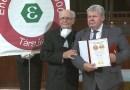 Lévai díjat kapott Süli János