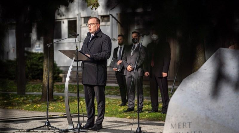Szabó Péter, Paks polgármestere. Fotó: Babai István/Paksi Polgármesteri Hivatal