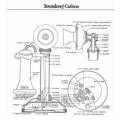 Rotary Dial Telephone Wiring Diagram Of Gothic Church Kellogg Phone Diagram, Kellogg, Get Free Image About