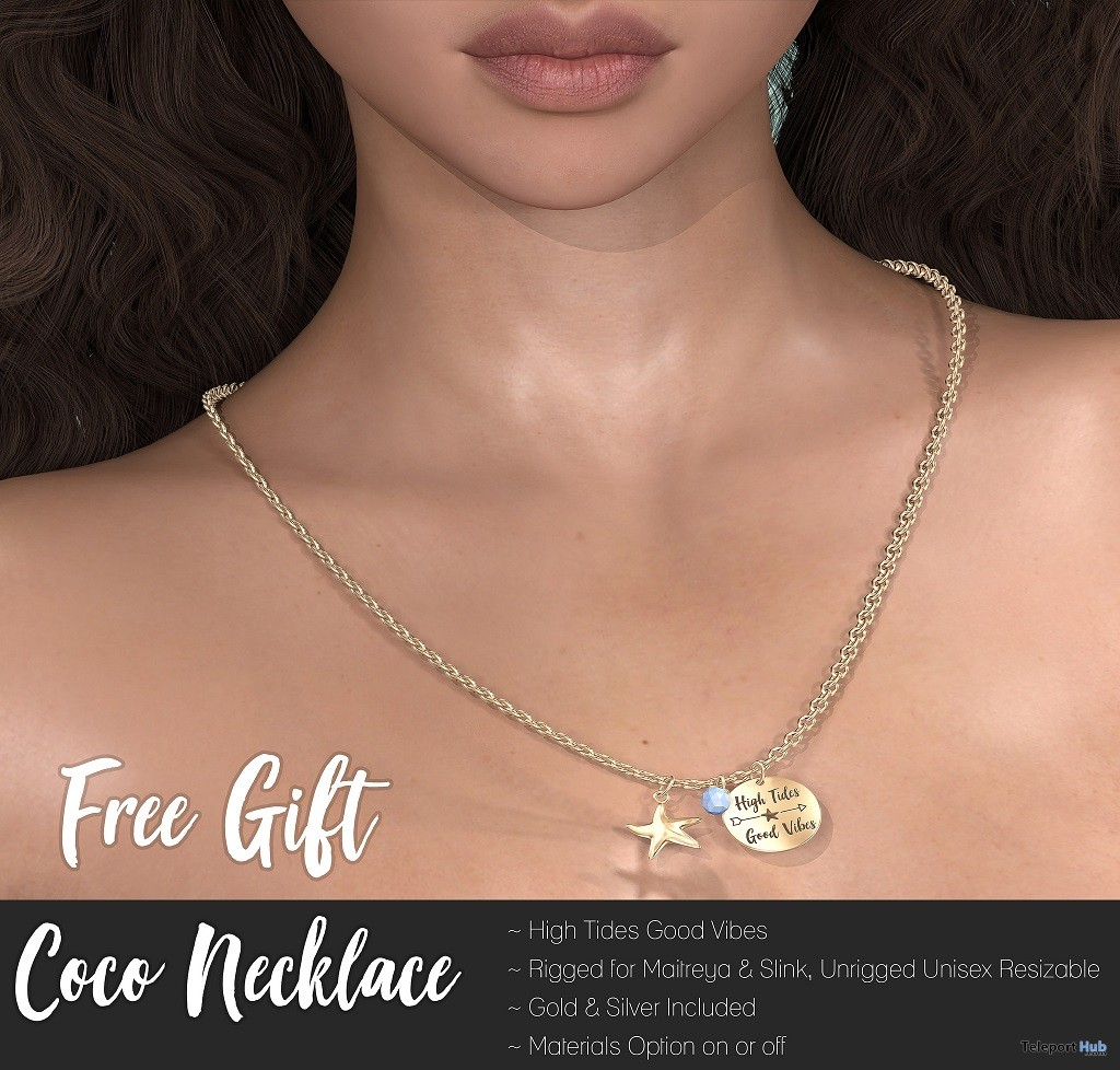 41920737015 bdf9470613 k - Coco Necklace Good Vibes Fair June 2018 Gift by Vanilla Bae