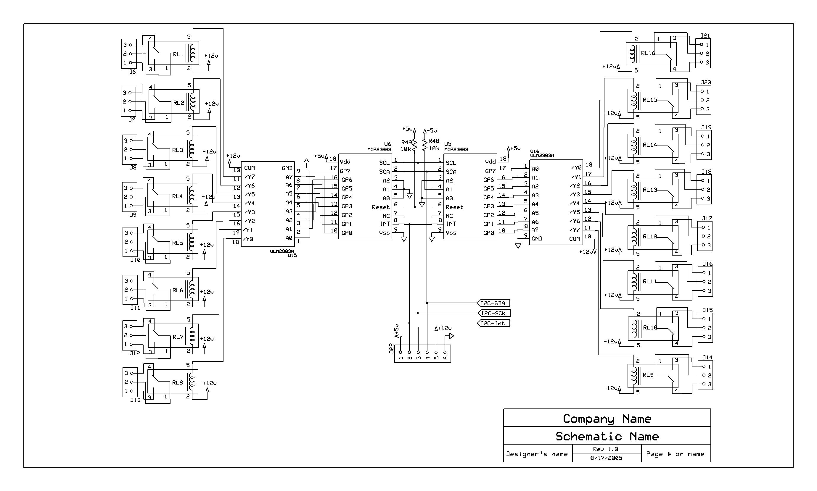 K 16Ls Schematic