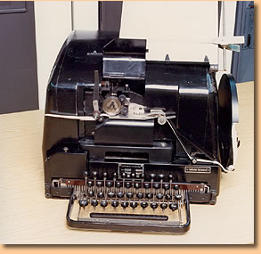 mechanical keyboard wiring diagram 1965 vw bus df3oe's teleprinter museum