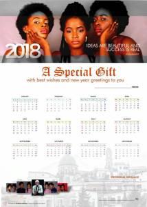 2ttee photomodels on calendar