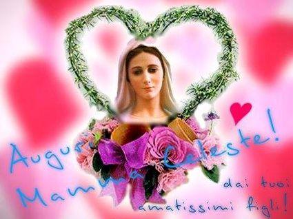 Bien-aimé 8 Settembre: festa della Beata vergine Maria; auguri a tutte le  IZ57