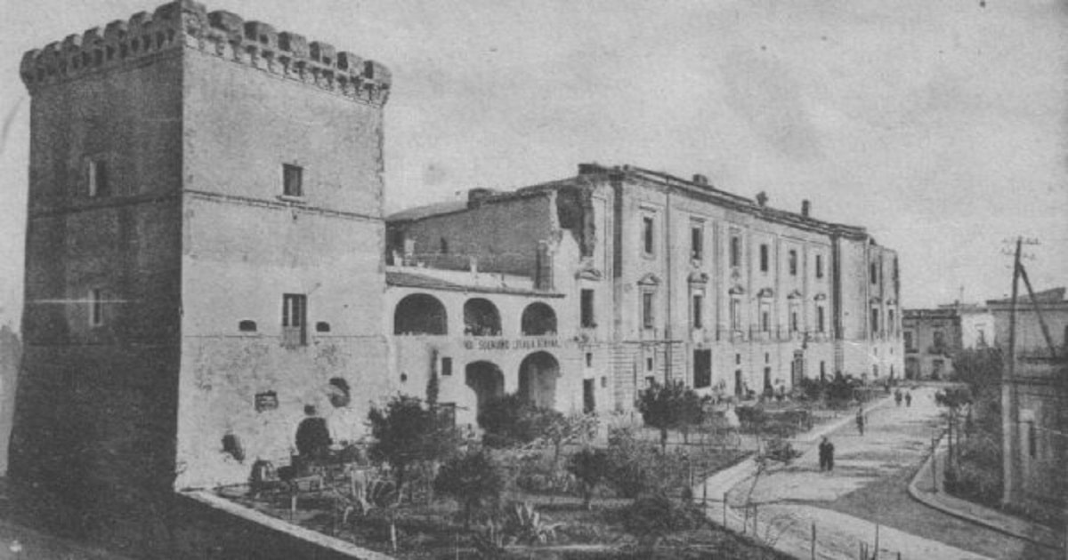 Mondragone. Prossimamente il via ai lavori per il Palazzo Ducale - Belvedere News - Alessandro Fedele