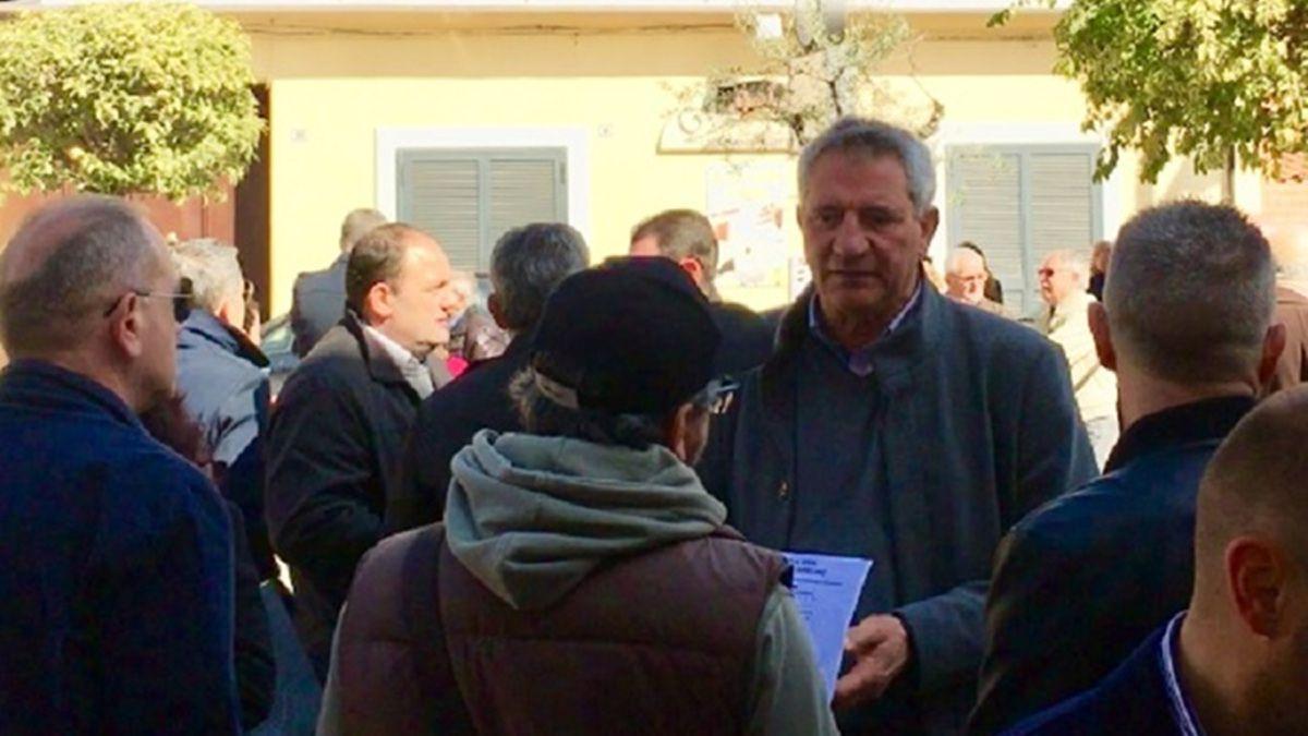 Casapulla al Centro. Parte da piazza Giovanni XXIII il ciclo di incontri del candidato sindaco Lillo